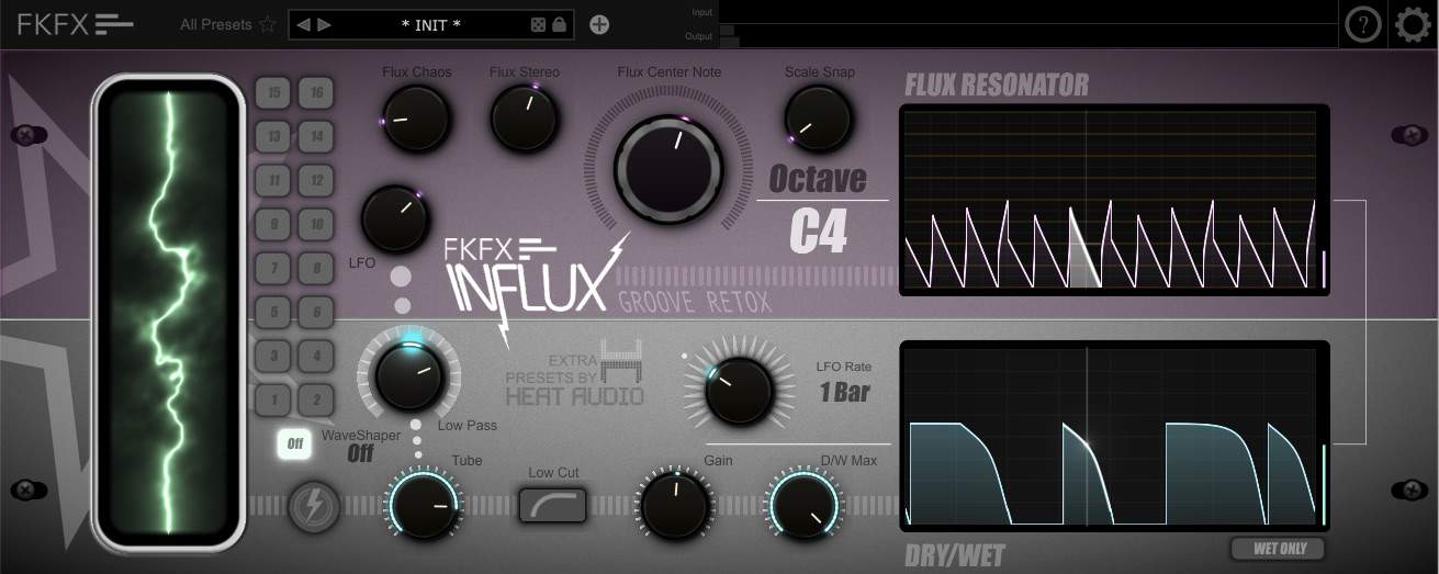 FKFX Influx by FKFX