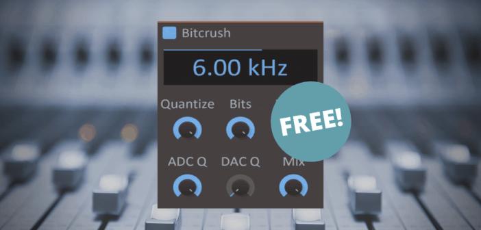 Kilohearts Bitcrush FREE