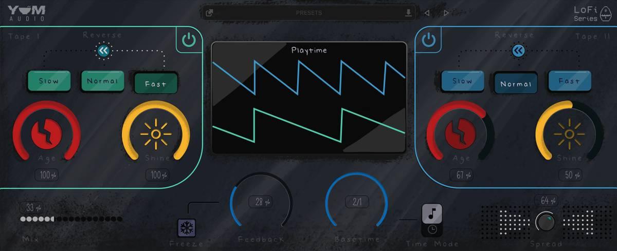 Yum Audio Lofi Playtime