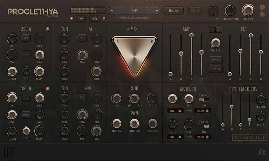 Proclethya Synthesizer Plugin Is FREE For A Limited Time ($39 Value) - Bedroom Producers Blog