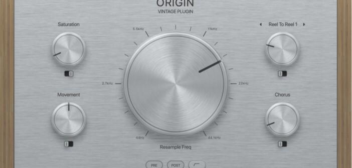 Origin by Cymatics