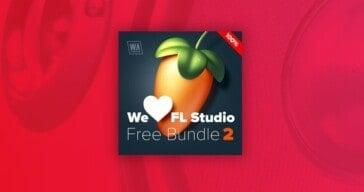 W.A. Production Offers FREE We Love FL Studio Bundle 2