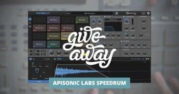 Speedrum Giveaway