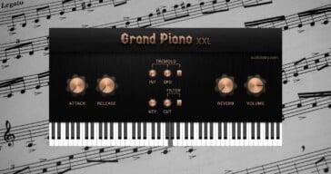 Grand Piano XXL by Audiolatry