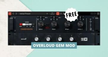 Overloud Gem Mod FREE