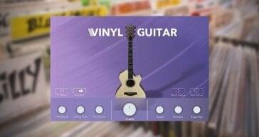 Vinil Guitar by Echo Sound Works