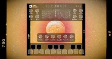 SampleScience Deep Jupiter