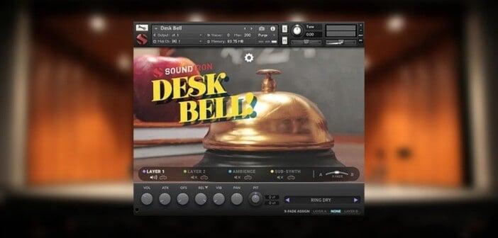 Soundiron Desk Bell